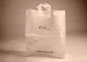 kunststofftasche sw orange