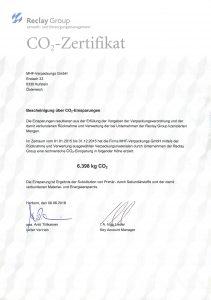 reclay zertifikat